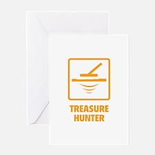Treasure Hunter Greeting Card