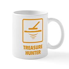 Treasure Hunter Small Mug