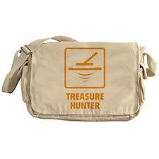 Treasure Hunter Messenger Bag