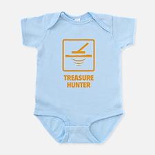 Treasure Hunter Infant Bodysuit