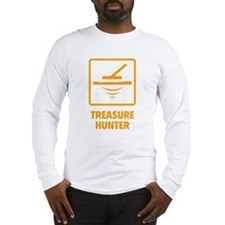 Treasure Hunter Long Sleeve T-Shirt