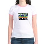 Gardening Club Jr. Ringer T-Shirt