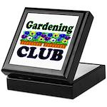 Gardening Club Keepsake Box