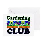 Gardening Club Greeting Cards (Pk of 10)