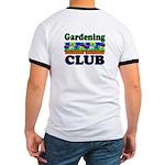 Gardening Club Ringer T