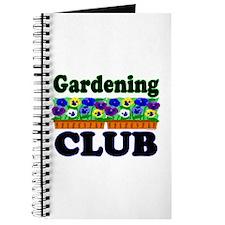 Gardening Club Journal