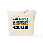 Gardening Club Tote Bag