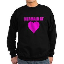 Mermaid at heart Sweatshirt
