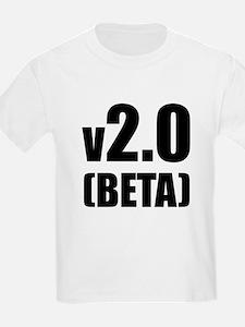 v2.0 Beta Kids T-Shirt
