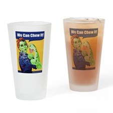 Zombie Rosie the Riveter - You Can Chew It! Drinki