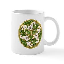 Celtic Horse Disc Mug