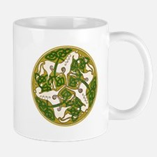 Celtic Horse Disc Mug
