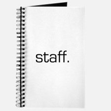 Staff Journal