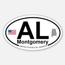 Montgomery Decal