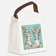 Versailles Canvas Lunch Bag