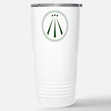 Awen Green Travel Mug