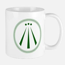 Awen Green Mug