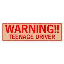 teenagedriver.png Bumper Sticker
