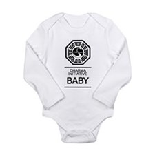 "Dharma Initiative ""Baby"" Onesie Romper Suit"