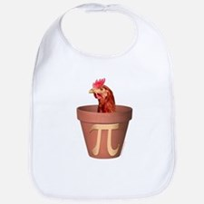 Chicken Pot Pi Bib