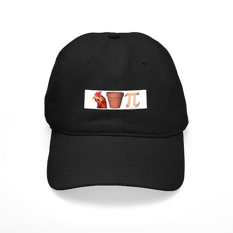Chicken Pot Pi Black Cap