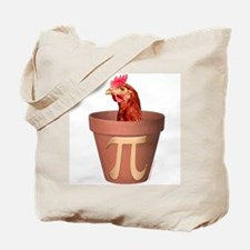 Chicken Pot Pi Tote Bag