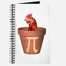 Chicken Pot Pi Journal