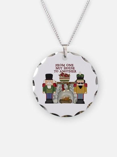 Nutcracker Nuthouse Necklace