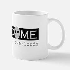 Welcome Alien Overlords Mug