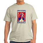 Obey the SPRINGER Spaniel! Light T-Shirt