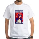 Obey the English Springer Spaniel! T-shirt