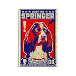Obey the SPRINGER! Magnets (10 pack)