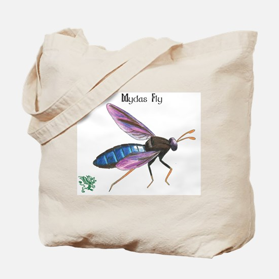 Mydas Fly Tote Bag