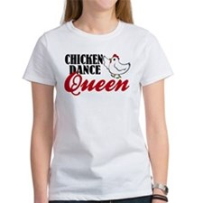 Chicken Dance Queen Tee