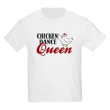 Chicken Dance Queen T-Shirt