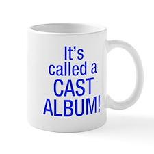 Cast Albuim Mug