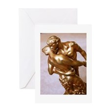 Camille Claudel Sculpture ~ Greeting Card