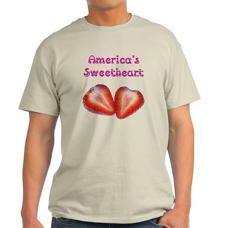 America's Sweetheart Light T-Shirt