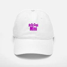 Hella Cool Mimi Baseball Baseball Cap