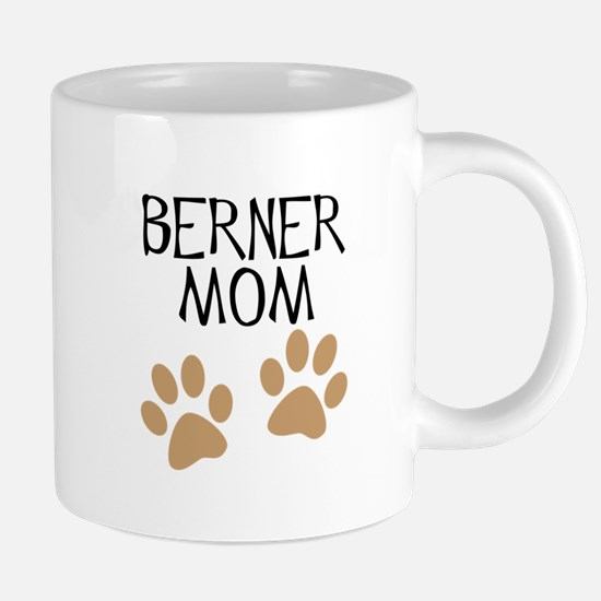 Big Paws Berner Mom Mugs