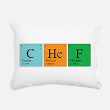 chem_chef.png Rectangular Canvas Pillow