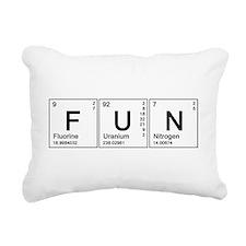 fun_bk.png Rectangular Canvas Pillow