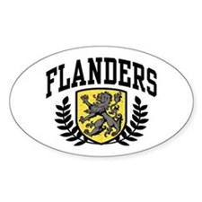 Flanders Decal