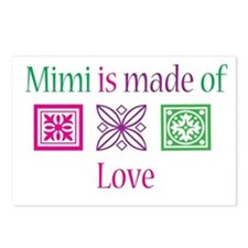 Mimi is made of Love Postcards (Package of 8)
