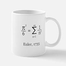 Eulers Formula for Pi Mug