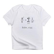 Eulers Formula for Pi Infant T-Shirt