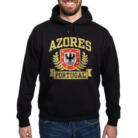 Azores Portugal Hoodie (dark)