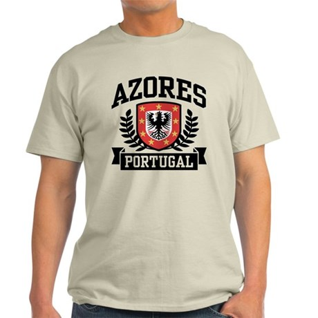 Azores Portugal Light T-Shirt