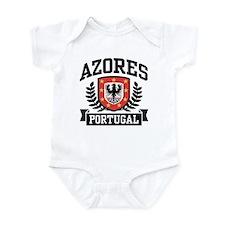 Azores Portugal Infant Bodysuit