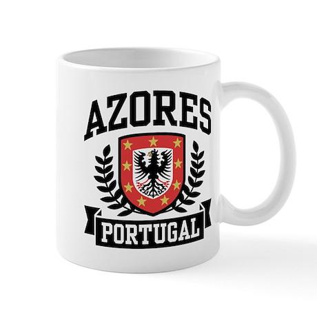 Azores Portugal Mug